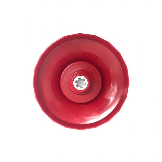 Arzum Speedmix Doğrayıcı Gövde Grubu - Kırmızı - AR101307