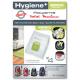 Rowenta Hygiene+ 4'lü Pamuk Çiçeği Kokulu Toz Torbası ZR200940