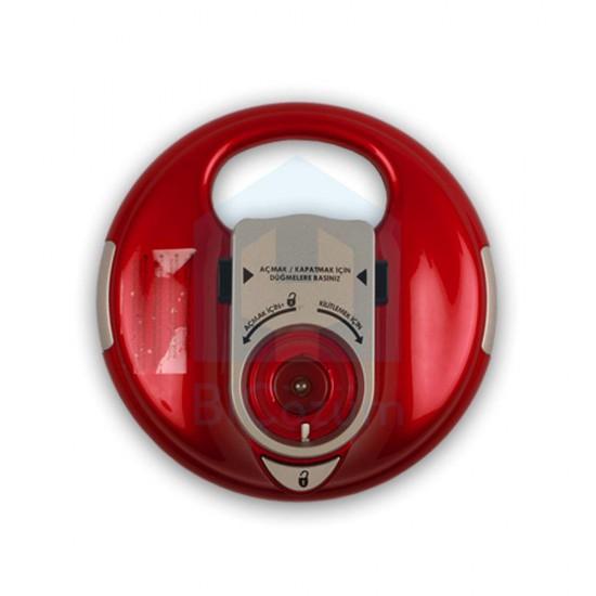 Arzum Blendart İşlem Hazne Kapağı - Kırmızı - AR171015