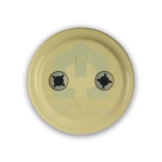 Arzum Soprano Max Çırpıcı Gövde Grubu - Yeşil - AR161032