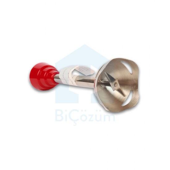 Arzum Speedmix Parçalayıcı Ayak - Kırmızı - AR101305