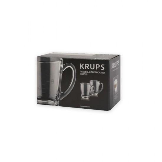 Krups Cappuccino Bardak Seti XS801000