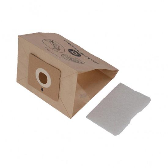 Rowenta 6'lı Toz Torbası + 1 Filtre ZR003901