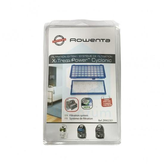 Rowenta X-Trem Power Cyclonic Hepa Filtre ZR902301