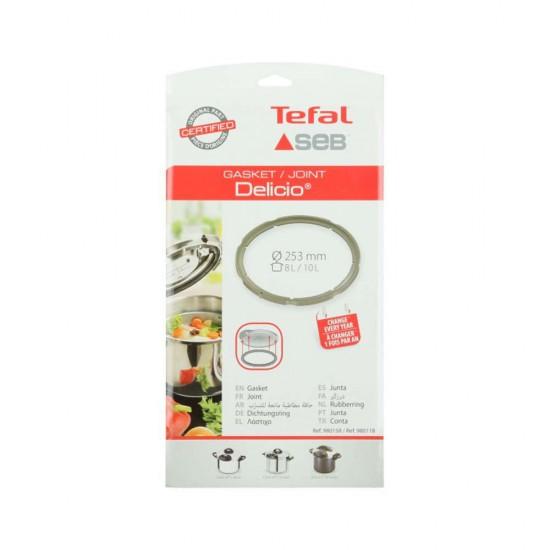 Tefal Delicio Düdüklü Tencere Lastiği 8-10Lt. - 980158