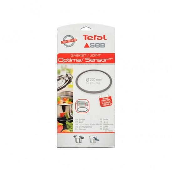 Tefal Optima Sensör Düdüklü Tencere Lastik 4,5-6 Lt 790362