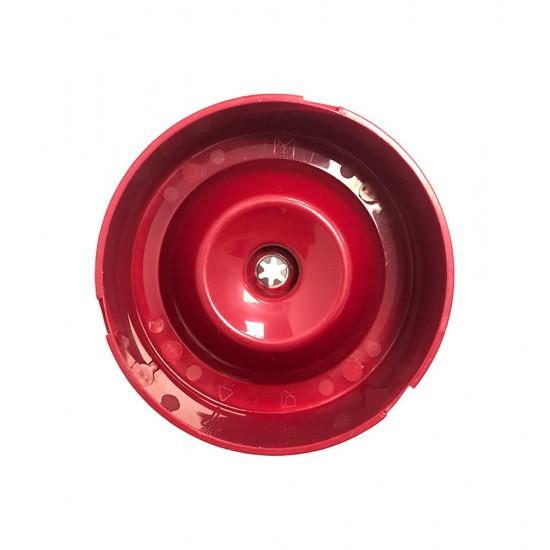 Arzum İronmix Doğrayıcı Gövde Grubu Kırmızı - AR178010