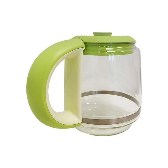 Arzum Akıllı Cam Demlik Yeşil - AR349021