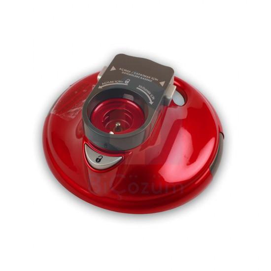 Arzum Blendart İşlem Hazne Kapağı - Parlak Kırmızı - AR171026