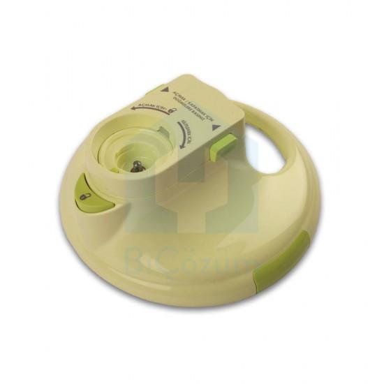 Arzum Soprano Max İşlem Hazne Kapağı - Yeşil - AR161016