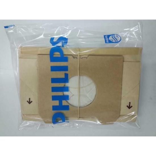 Philips HR6947/01 Tek Kullanımlık Halı Yıkama Toz Torbası 4'lü Paket