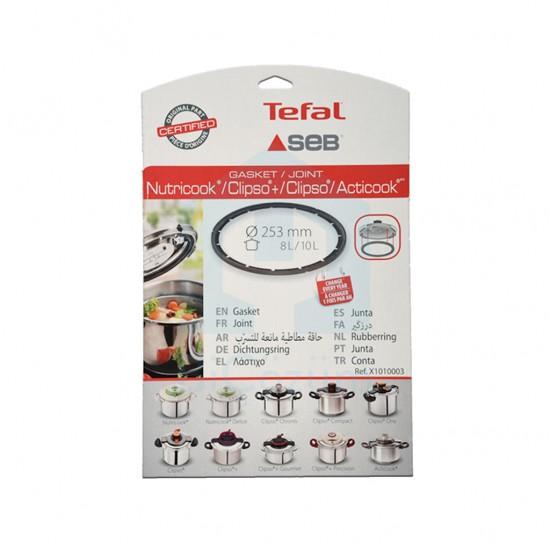 Tefal Nutricook-Acticook-Clipso 8-10 Lt. Lastik X1010003