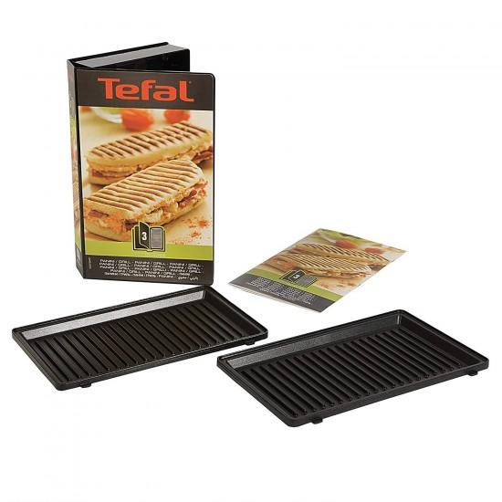 Tefal Snack Time Tost&Waffle Makinesi Tost Plakaları XA800312