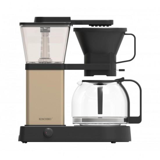 Konchero Alüminyum Filtre Kahve Makinesi ( Duşlama Sistemli )