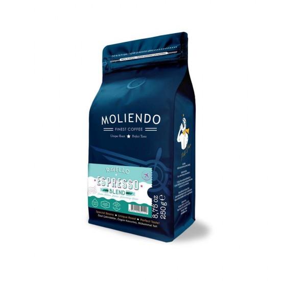 Moliendo Ravello Espresso Blend Kahve 250 gr.