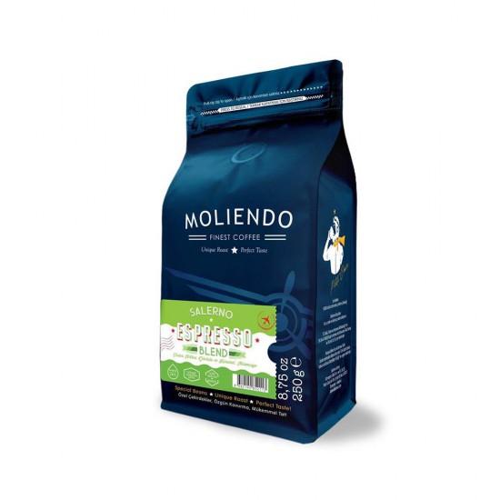 Moliendo Salerno Espresso Blend Kahve 250 gr.