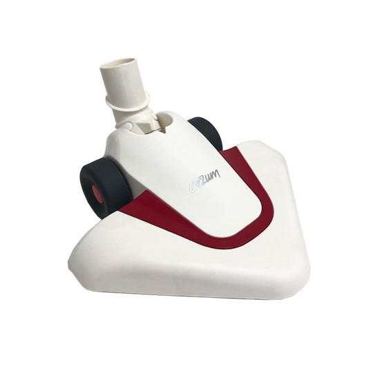 Arzum Hera Plus Kuru Süpürme Başlığı Beyaz-Kırmızı